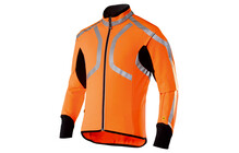 Mavic Vision Jacket Men fluorescent orange